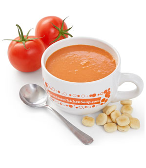 Creamy Tomato Soup Packages (Vegetarian)
